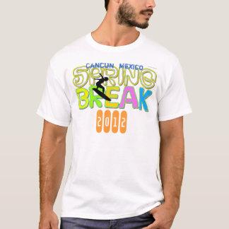 Spring Break 2012 Cancun Surfing T-Shirt