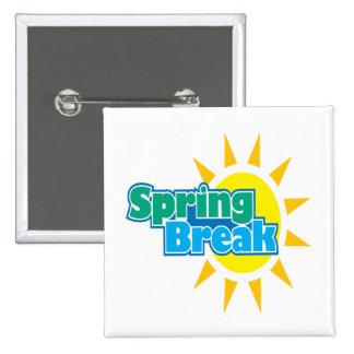 Spring Break 4 Buttons