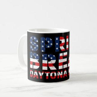 Spring Break Daytona Beach USA Coffee Mug