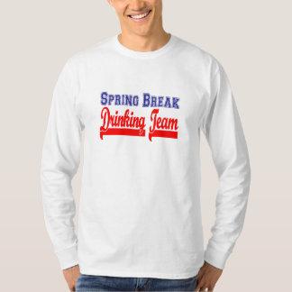 Spring Break Drinking Team (Themed Party) T-Shirt