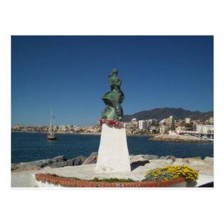 Spring Break in Spain Postcard