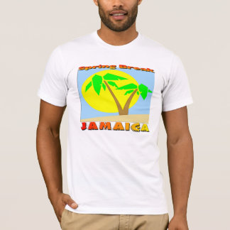 Spring Break Jamaica T-Shirt