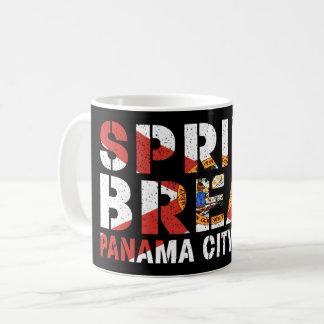 Spring Break Panama City Beach Coffee Mug