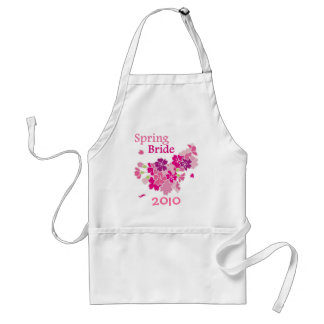 Spring Bride T-shirts and Gifts Standard Apron