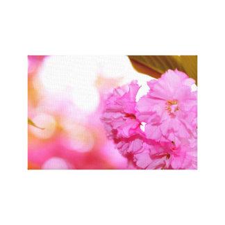 Spring Bud Canvas Print