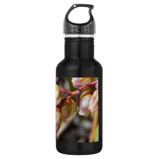 Spring Buds 18 oz Custom Water Bottle