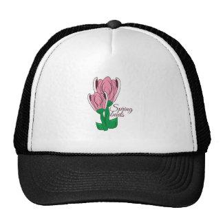 Spring Buds Cap
