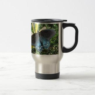 Spring butterfly mug