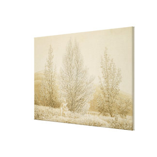 Spring Stretched Canvas Prints