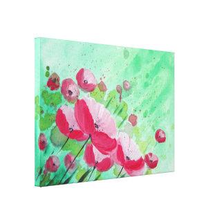Spring Gallery Wrap Canvas
