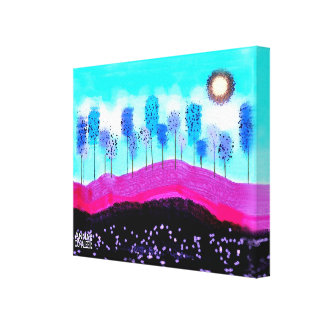Spring Gallery Wrapped Canvas
