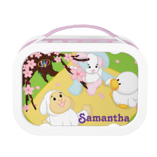 Spring Celebration Picnic Lunch Boxes