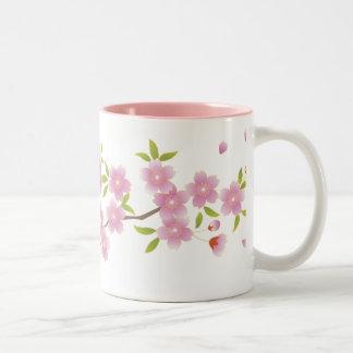 Spring Cherry Blossoms Mug