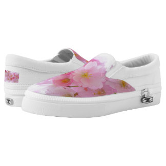 Spring - Cherry Blossoms Printed Shoes