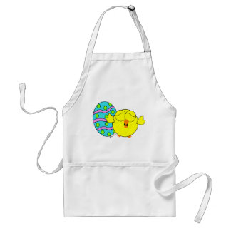 Spring Chick Aprons