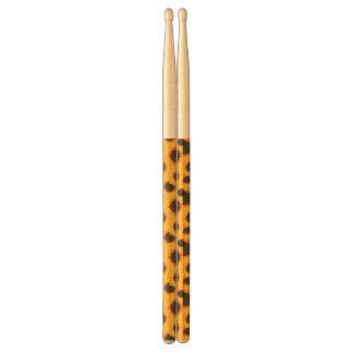 Spring colorful pattern sunflower drumsticks