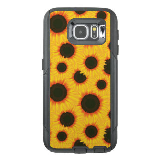 Spring colorful pattern sunflower OtterBox samsung galaxy s6 case