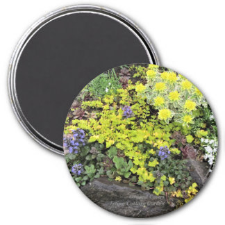 Spring Cottage Garden Ground Covers Magnet