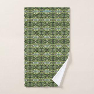Spring Cottage Garden Hand Towel