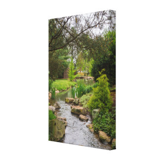 Spring Creek Beauty Canvas Print