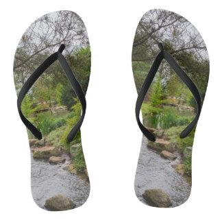 Spring Creek Beauty Thongs