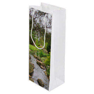 Spring Creek Beauty Wine Gift Bag