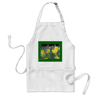 Spring Daffodils Standard Apron