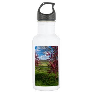 Spring Day In Rivercut 532 Ml Water Bottle