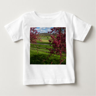 Spring Day In Rivercut Baby T-Shirt
