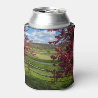 Spring Day In Rivercut Can Cooler