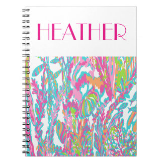 SPRING DESIGN CUSTOMIZE NOTEBOOK