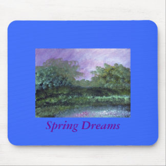 Spring Dreams Mouse Pad