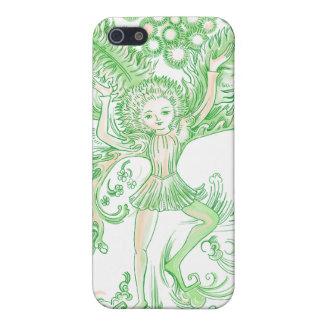 Spring Elf iPhone 5 Cover
