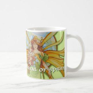 Spring Faery Mug