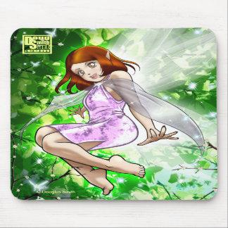 Spring Fairy Mousepad