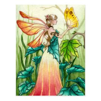 Spring Fairy Postcard
