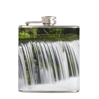 Spring Falls At Hodgson Hip Flask