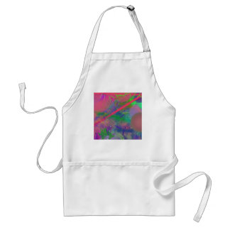 Spring Fever Abstract Pastel Apron