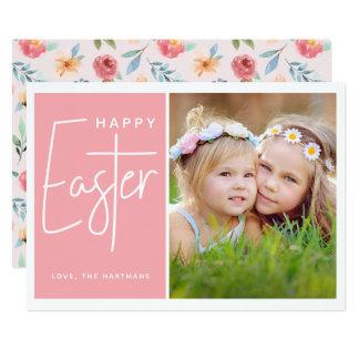 Spring Fling | Photo Easter Card
