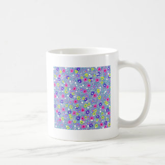 Spring Floral Art Coffee Mug