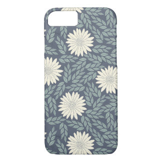 Spring Floral Daisy Pattern iPhone 7 Case