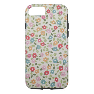 Spring Floral Design iPhone Case