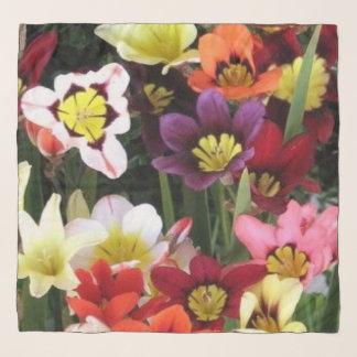 Spring Floral Ladies  Scarf