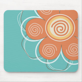 Spring Floral Mousepad