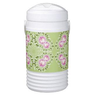 Spring flower cooler