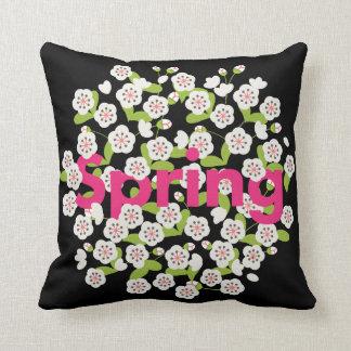 Spring Flower Cushions