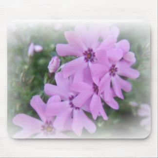 Spring flower garden mousepad