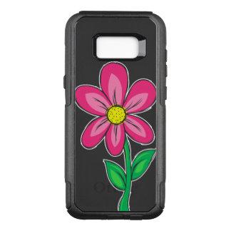 Spring Flower Illustration OtterBox Commuter Samsung Galaxy S8+ Case