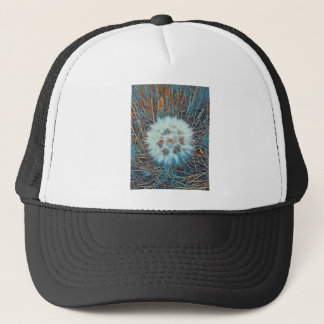 SPRING FLOWER V15 TRUCKER HAT