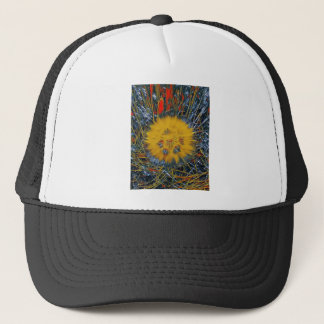 SPRING FLOWER V16 TRUCKER HAT